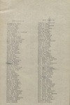 Suffrage Petition Fort Fairfield Maine, 1917