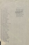 Suffrage Petition Presque Isle Maine, 1917