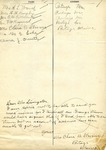 Suffrage Petition Portage Maine, 1917