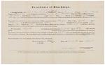 Certificate of Discharge - Ingalls, Jacob Jr. by Nathan Ellis Jr.