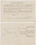 Certificate of Discharge - Ewins, John by David R. Ripley