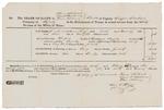 Pay stub - Sturtevant, Thomas, Samuel T. Millet and Orrin Robinson