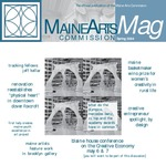 MaineArtsMag, Spring 2004