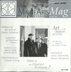 MaineArtsMag, Summer 2003
