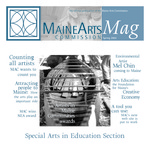 MaineArtsMag, Spring 2003