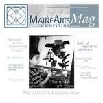 MaineArtsMag, Spring 2002 by Maine Arts Commission