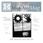 MaineArtsMag, Summer 2002