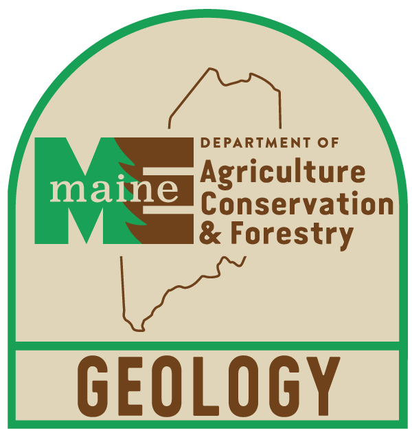 Geologic Map Of Maine.Simplified Bedrock Geologic Map Of Maine By Marc Loiselle