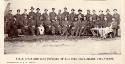 16th Maine Regiment