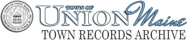 Union Town Records