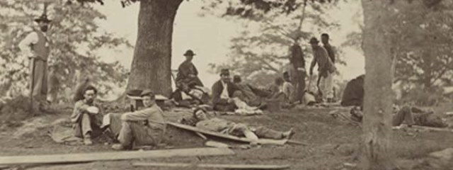 Maine Soldiers in Pennsylvania Hospitals | Civil War Hospital