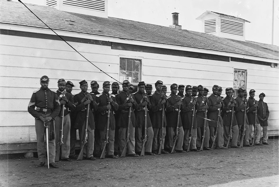 Colored Troops 1863-1865