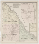 Blaine & Van Buren (incl. business directory) & Van Buren(M,R2), Cyr (L,R2) & Hamlin (G,R1) Plantations