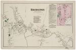 Bridgton town of Bridgton-insert of North Bridgton and business notices