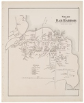 Village of Bar Harbor ( Town of Eden, Mount Desert Island )