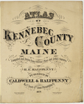 Title Page, Kennebec County Atlas, 1879