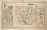 City of Augusta and Town of Chelsea, Page 12 & 13 by H. E. Halfpenny
