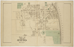 Map of Part of the 1st Ward, City of Augusta