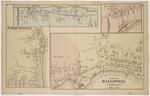 City of Hallowell, Village Plan No.2, Farmingdale, South Gardiner & Vassalboro Corner