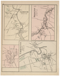 Bridgton, Gorham & Yarmouth Cumberland County, Farmington, Franklin County