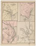 Camden & Thomaston, Knox Cty., Damariscotta, Newcastle & Wiscasset, Lincoln Cty.