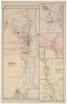 Bath & Richmond, Sagadahoc Cty., Dexter, Penobscot Cty. & Winthrop, Kennebec Cty.
