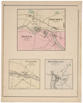 Dover, Foxcroft, Guilford & Milo Village, Piscataquis Cty.