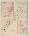Eastport & Machias, Washington Cty., Alfred & Kennebunk, York Cty.
