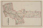 Plan of Penobscot County, Maine