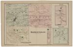 Dexter, Upper Stillwater, Old Town, Garland, West Garland, Garland (insert), Levant
