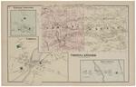 Exeter Corners, Corinna (street map), Corinna, Exeter, West Corinna