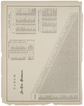 Table of air line distances, population, United States when, where, and by whom settled,