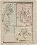 Orrington (street map), South Orrington, East Orrington