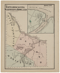 Mattamiscontis, Maxfield, Howland, Howland (street map)