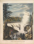 Mount Ktaadn from W. Butterfield's Oct 8th 1836 Near Grand Schoodic Lake