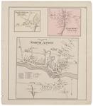 Timber lands plan #2, Taunton and Raynham Academy Grants, Sandwich Academy Grants, Seeboomook, Long Pond, Tomhegan,Thorndike, W Township
