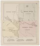 Dennis Town, Attean Township, Moose River Plantation & Jackman Town Plantation