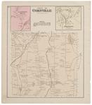 Lothrops Mills, Cornville & Brighton Village (street map)