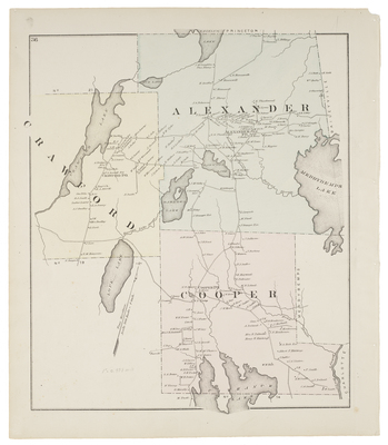 Washington County Atlases 1871 1884 Maine State Library
