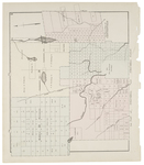 No.18 middle div., No.19, Columbia, Lot plans of Columbia Falls & part of Centerville