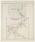 Charlotte lot plan & Princton Village