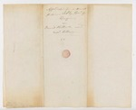 1837-06-21 Request for Extradition of Philbrook and Kellerun from William Schley, Governor of Georgia by William Schley and Robert P. Dunlap