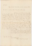 1838-04-27 Appointment of George G. Millen as agent to receive fugitives Philbrook and Killerun [Kellerun] by George R. Gilmer