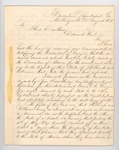 1838-08-23  Letter from Governor Gilmer to Governor Kent regarding Maine's renewed refusal to extradite