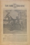 Turf, Farm and Home- Vol. 16, No. 32 - February 2, 1894