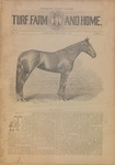 Turf, Farm and Home- Vol. 16, No. 43 - April 27, 1894