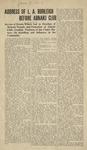 Address of L. A. Burleigh Before Abnaki Club by L.A. Burleigh