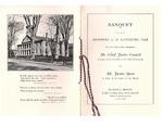 Kennebec County Bar Association Dinner 1917
