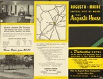 Advertising Brochure for Augusta House Hotel by Augusta House Hotel