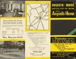 Advertising Brochure for Augusta House Hotel